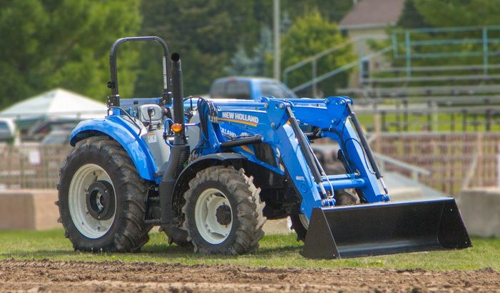 Keep your New Holland tractors working perfectly with on-site repairs by a highly qualified Art's Auto Electric technician