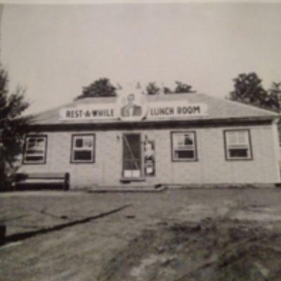 Art's Auto Electric was originally a small restaurant diner