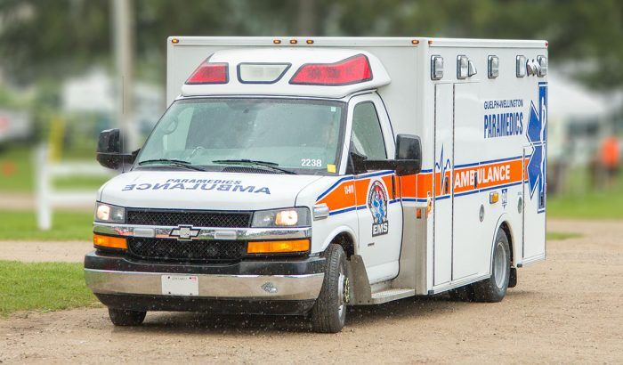 Art's Auto Electric services medical and emergency vehicles