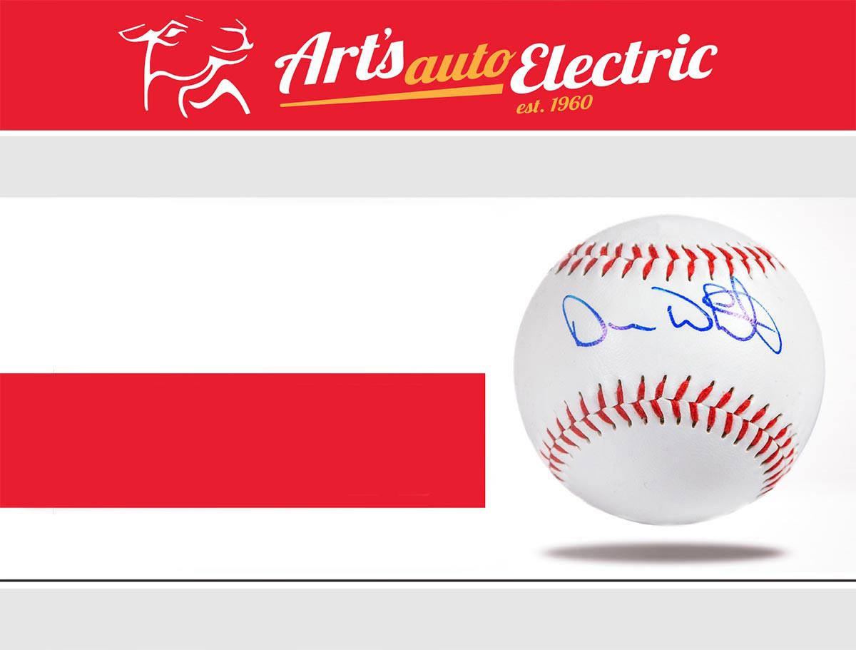 Devon White free baseball coupon